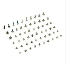 Complete Replacement Screw Set with 2X Bottom Star Screws for Black iPhone 5S CA