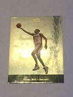 Grant Hill 1995-96 Upper Deck SP HOLOVIEW Premium Collection #10 - HOF - Pistons