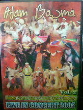 Adam Basma Middle Eastern Dance & Music Dance Co. Live in Concert 2005 (DVD)