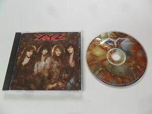 XYZ - XYZ (CD 1989) Hard Rock / USA Pressing
