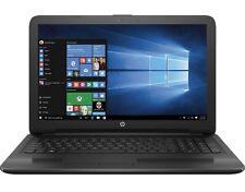 """NEW HP 15-BA009DX 15.6"""" Laptop Quad Core A6-7310 DVD+RW HDMI 4GB 500GB Win10"""