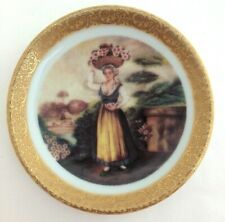 Vintage Decorative Small Plate Limoges Collection