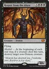 REAPER FROM THE ABYSS Commander 2014 MTG Black Creature — Demon Mythic Rare