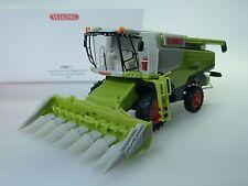 Wiking Mähdrescher Claas LEXION 760 mit Conspeed Maisvorsatz - 0389 11 - 1/87
