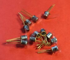 Transistors silicon KT501G = BCY90B, BCY91B USSR Lot of 6 pcs