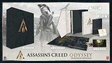 Assassin's Creed Odyssey Das Offizielle Lösungsbuch PLATIN EDITION (Deutsch)