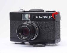 Rollei 35 LED mit Triotar 3,5/40mm mit Original Tasche N.989