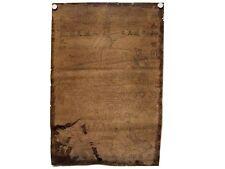 Antique Buddhism makuri (part of scroll); Nichiren Nehanzu (Nirvana of Nichiren)