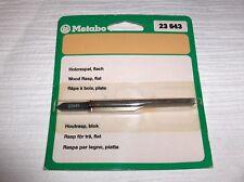 Jigsaw Rasp Blade Metabo 23643 Wood Rasp Flat for Wood, MDF, Chipboard