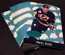 PAVEL BURE 1992-93 Parkhurst Hockey LOT of ( 20 ) EMERALD ICE Card #460 FREESHIP