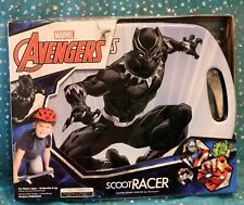 Nextsports Marvel Avengers Scoot Racer Black Panther
