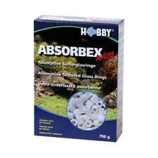 Hobby absorbex MICRO hochleistungs-filtermaterial 700g nitrite ammoniac eau