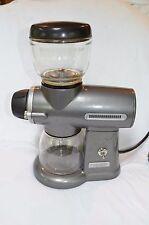 KITCHENAID KPCG100PM1 COFFEE MILL GRINDER PRO LINE