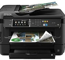 Epson WorkForce WF-7620 Wireless All-In-One Inkjet Printer - Free Shipping