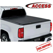 Access Lorado Soft Roll Up Tonneau Cover Fits 2016-2020 Nissan Titan 6.5ft Bed