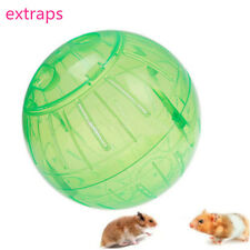 Pet Mice Gerbil Hamster Jogging Playing Exercise Ball 10cm/4inch Plastic Toy PS