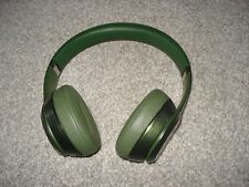 Very Nice Beats by Dr. Dre Solo 2 Solo2 Wired Headband Headphones - Hunter Green