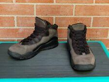 """Nike Air Jordan Retro 10 """"Dark Shadow"""" Dark Shadow True Red OG 310805-002 Size 8"""