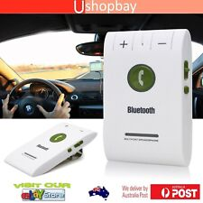 Bluetooth Wireless Car Kit Handsfree Multifuctional  Multipoint Auto Speaker 6E