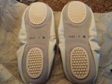 Leos Dancewear White Dance Shoes 7.0 M