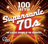 Various Artists : 100 Hits: Supersonic 70s CD Box Set 5 discs (2017) ***NEW***