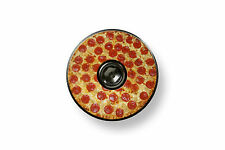 Bikelangelo 1 1/8 Headset Top Cap - Pizza