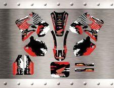 Kit Completo Grafiche Honda Cr 125 - 250 1995 1996