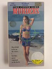 The Cover Girl Murders (VHS, 1994) Lee Majors  Paramouint Video