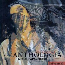 NIKOS PAPAZOGLOU : ANTHOLOGIA / CD