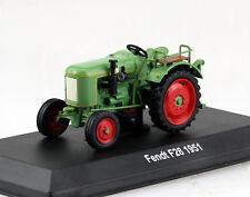Fendt F28 grün 1951 Traktor 1:43 Hachette/UH Modellauto