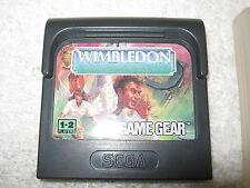 Wimbledon SEGA Game Gear
