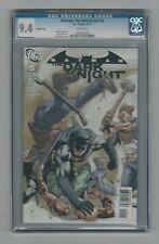 Batman The Dark Knight #5 CGC 9.4 NM DC Comics The New 52 Variant Cover
