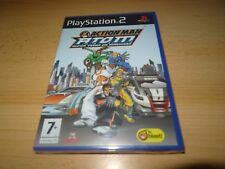 ACTION MAN A. T. O. M. ALPHA TEENS ON machinette (SONY PLAYSTATION 2)