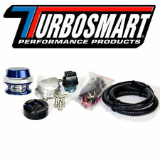 TurboSmart Diesel Turbo RacePort Blow Off Valve BOV Blue with Controller Unit