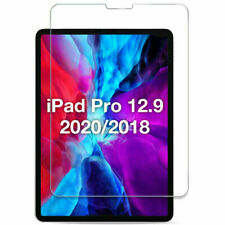 2x Tempered Glass Screen Protector Apple iPad Pro 12.9 2020 & 2018 4th/3rd Gen