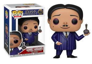 Funko Pop! Movies: The Addams Family Gomez Addams #802 - Brand New