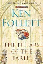 The Pillars of the Earth, Follett, Ken, Used; Good Book