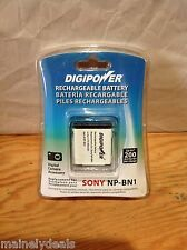 Digipower Replacement Battery For Sony NP-BN1