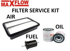 buy Maxflow® Suit Daihatsu Terios SOHC 1.3L EFI Air Fuel Oil Filter Service Kit