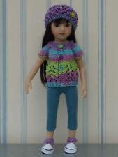 Vêtements et chaussures pour poupée Little Darling et Mini Maru 32-33 cm Chéries