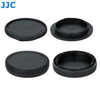 2 Packs JJC Body Cap Rear Lens Cover Caps for Leica L Mount Simga fp US Seller
