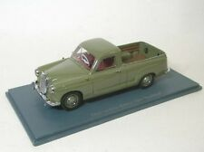 Mercedes-Benz (W120) 180 Backie Version 1(Green) 1956