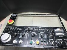 MATSUURA MC-760 CNC VERTICAL MILL MAIN OPERATOR CONTROL PANEL EN4-00486A FANUC