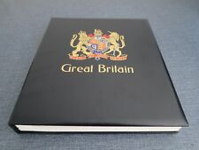 GREAT BRITAIN MNH 1971 - 1989 IN STANLEY GIBBONS  DAVO LUXE ALBUM WITH SLIPCASE