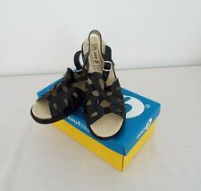 DB Shoes Easy B - Women's Sandals - UK size 6 - Black colour - New in box