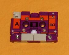 original G1 Transformers cassette BEASTBOX (missing shoulder) Squawkbox