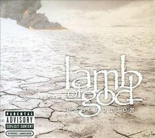 Lamb Of God- Resolution cd, sealed, explicit lyrics