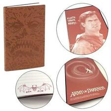 ARMY of DARKNESS Evil Dead 2 Licensed NECRONOMICON JOURNAL Book of Dead REPLICA