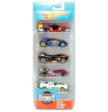 HOT WHEELS Confezione 5 Macchinine - Super Ultimate Garage 1:64 - Mattel dvf99