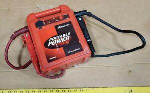 Snap-On Portable Power 1700 12v jump starter EECS309A